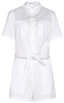Alexander Wang Cotton Playsuit