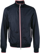 Paul & Shark contrast trim bomber jacket
