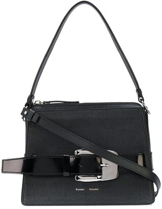 Proenza Schouler Buckle Trapeze shoulder bag