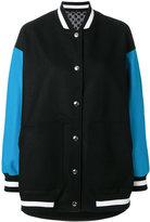 MSGM varsity jacket