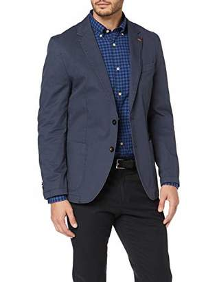 Camel Active Men's 442545/2-05 Blazer, (Blue 41)
