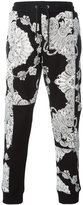 McQ by Alexander McQueen drawstring printed track pants