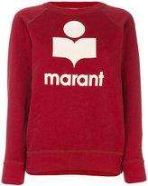 Etoile Isabel Marant Milly sweatshirt - women - Cotton/Polyamide/Polyester - 36