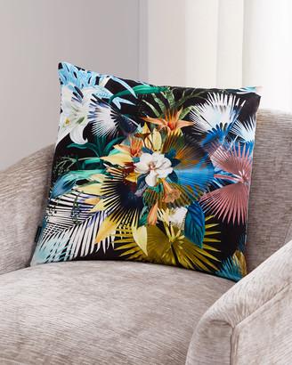 Christian Lacroix Oiseau de Bengale Marais Pillow