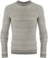 Stephan Schneider fitted long sleeved sweatshirt
