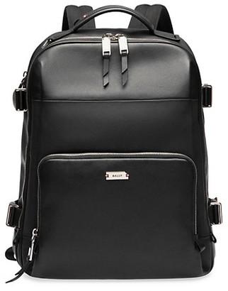 Bally Vogel Mixed-Media Backpack