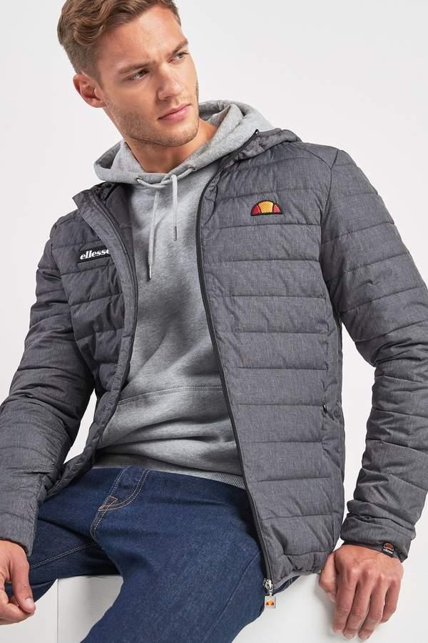 c82ca6aa Mens Lombardy Padded Jacket - Grey