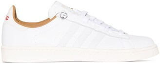 adidas x 032c Campus leather sneakers