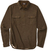 Ralph Lauren RRL Cotton-Wool Workshirt
