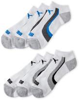 Puma 6-Pack Low Cut Stripe Socks