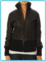 Rogan Amplitude Leather Jacket Black