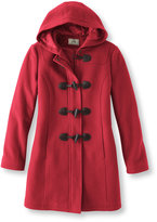 L.L. Bean Classic Lambswool Duffel Coat
