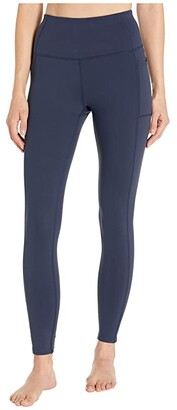Skechers Go Flex Go Walk High-Waist Leggings 2.0 (Black) Women's Casual Pants