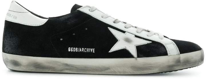 Golden Goose suede sneakers