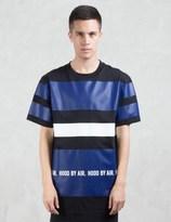 Hood by Air Multi Stripe Long S/S T-Shirt