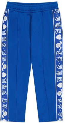 Mini Rodini Rabbit jersey trackpants