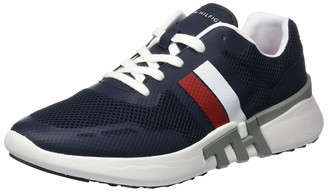Tommy Hilfiger Men's Lightweight Corporate Th Runner Low-Top Sneakers