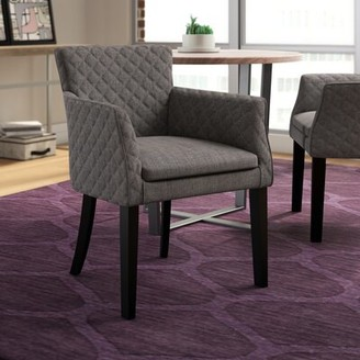 Mercury Row Dann Upholstered Dining Chair Mercury Row