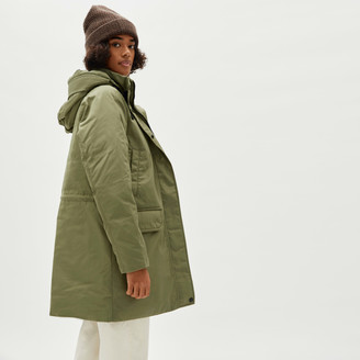 Everlane The Re:Down Military Parka