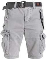 Superdry Core Cargo Heavy Shorts Mottled Grey