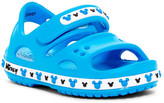 Crocs Crocband II Mickey Sandal (Toddler Boy & Little Kid)