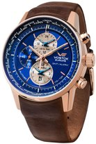 Vostok Europe Gaz Limo Multi-Function World Timer Men's Watch YM26/565B293