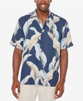 Cubavera Big & Tall Printed Shirt