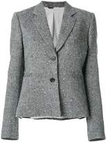 Paul Smith fitted embroidered blazer
