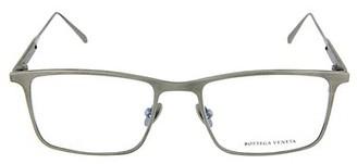 Bottega Veneta 53MM Rectangle Optical Glasses