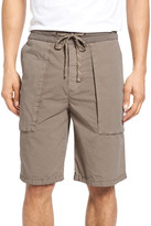 James Perse Patch Pocket Shorts