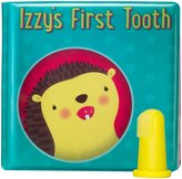 Soft Chomp Izzy's First Tooth Baby Toothbrush and Book