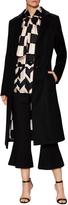 Salvatore Ferragamo Women's A Line Coat