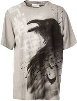 Faith Connexion raven print T-shirt