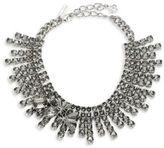 Oscar de la Renta Crystal Bee Collar Necklace