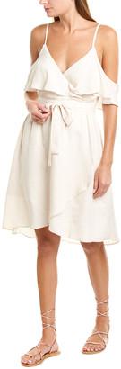d.RA Tova A-Line Dress