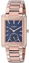 DKNY Women's NY2626 Gershwin Rose Gold Watch