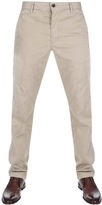 BOSS ORANGE Schino Regular 1 D Chinos Brown