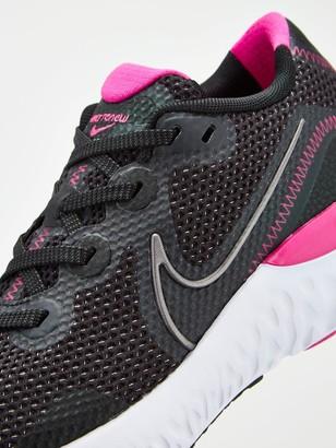 Nike Renew Run - Black Pink