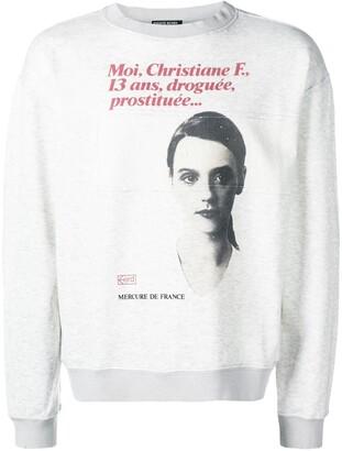 Enfants Riches Deprimes Christian F sweatshirt