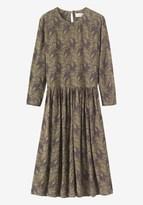 Toast Lake Dahl Print Dress