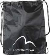 More Mile Gym Sack Black