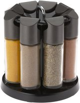 Emsa GALERIE Spice Mill with 8 Spices Charcoal