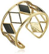 Rebecca Minkoff Diamond Cutout Cuff Bracelet