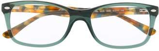 Ray-Ban angular glasses