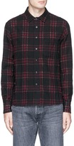 Simon Miller 'Kenai' check plaid wool shirt