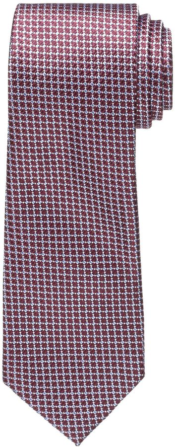"Jos. A. Bank Heritage Collection Micro Textured Tie 64"" Long"