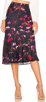 House Of Harlow x REVOLVE Portia Midi Skirt