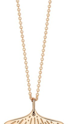 ginette_ny Mini Gingko necklace