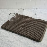 west elm Clean-Up Crew Drying Mat