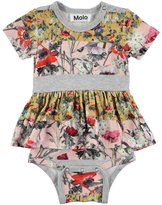 Molo Baby Girl's Frannie Bodysuit - Poetry In Motion
